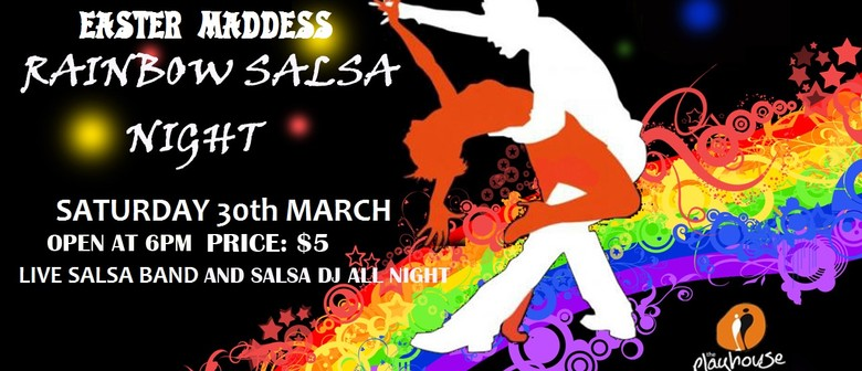 Hot Latin Salsa Party