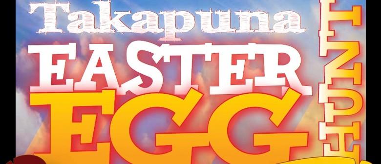 Takapuna's Giant Easter Egg Hunt - Auckland - Eventfinda