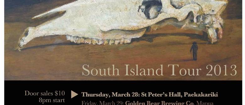 Waiata and the Word South Island Tour