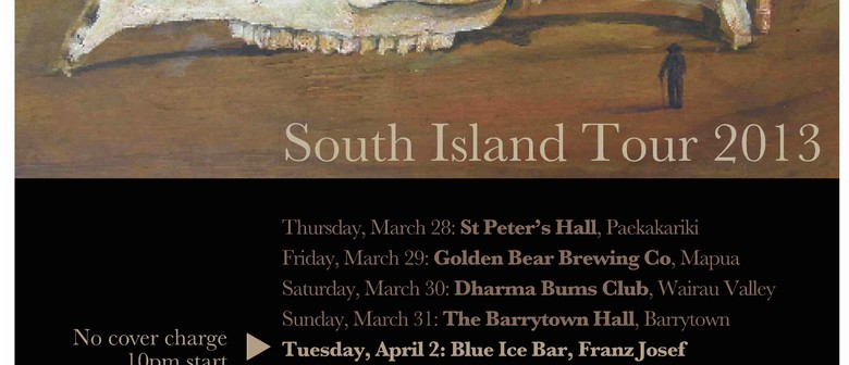 Waiata and the Word South Island Tour