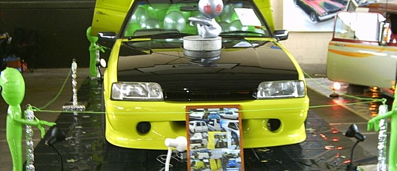 National Custom Van Show