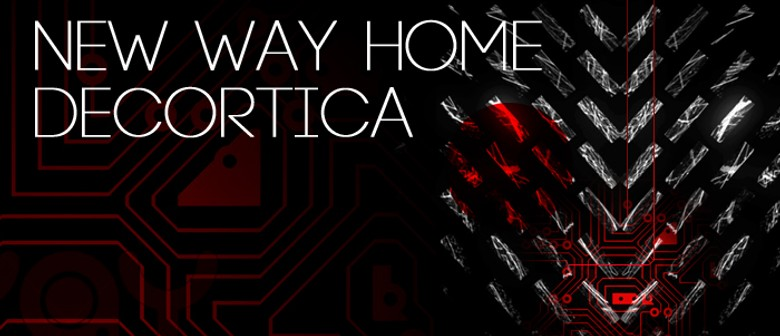 New Way Home w/ Decortica (All Ages)