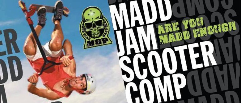 MADD Jam Scooter Comp