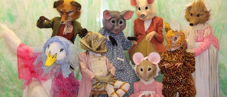 Tales of Beatrix Potter - Anne Samson School of Dance