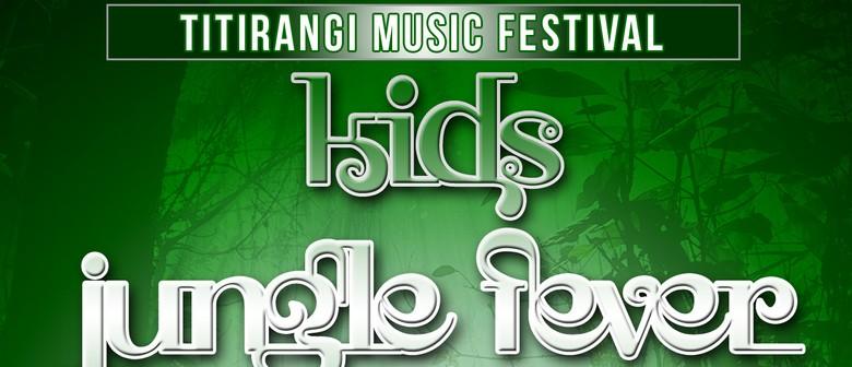 Titirangi Music Festival Jungle Fever Kids Disco
