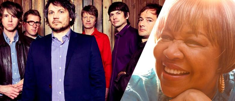 Wilco With Mavis Staples & Band