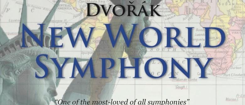 New World Symphony & Mendelssohn Violin Concerto
