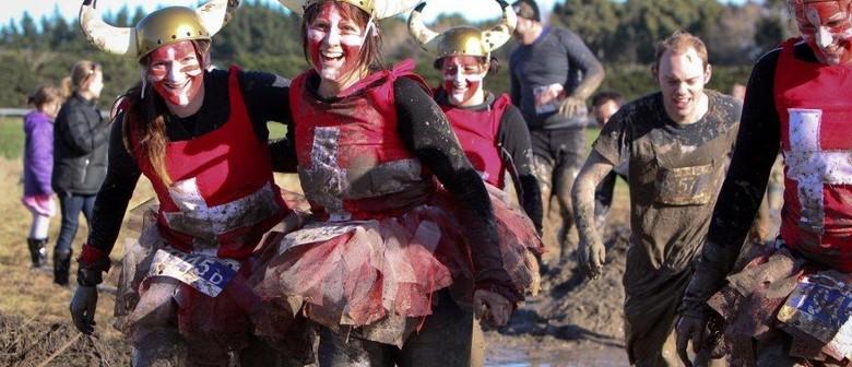 Mud. Sweat and Tears Challenge