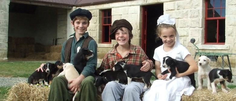 Victorian Farm Comes Alive