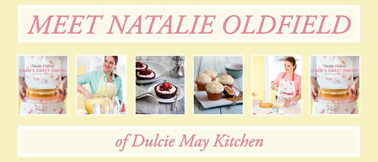 Meet Baking Expert Natalie Oldfield