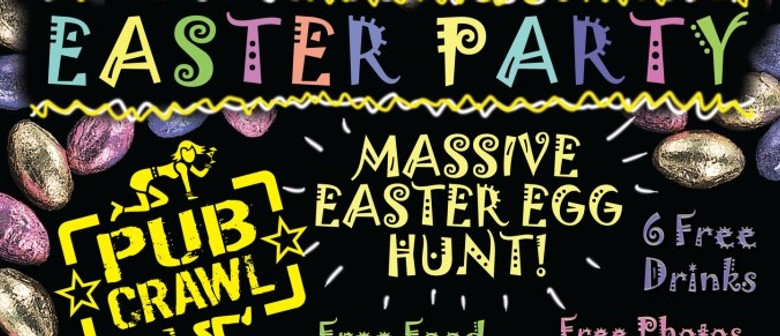 Dunedin's Massive Easter Pub Crawl
