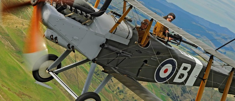 ANZAC WWI Air Show
