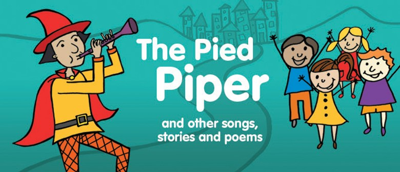 Riccarton Players Presents Playbox Theatre - The Pied Piper