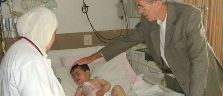 Heart Surgery for Palestinian Children