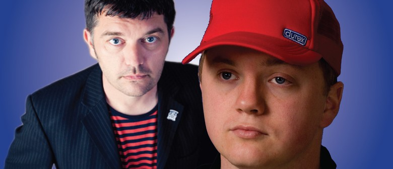 Comedy Condiments feat. Reuben Lee (UK) & Ed Caruthers (NZ)