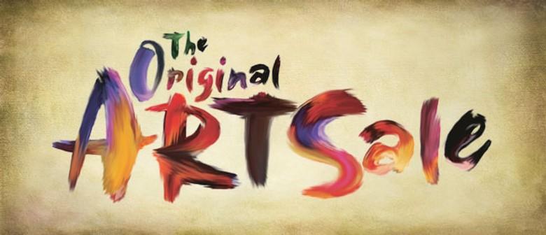 The Original Art Sale 2013