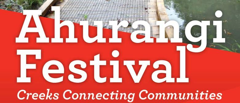 Ahurangi Festival - Treeway Art Walk