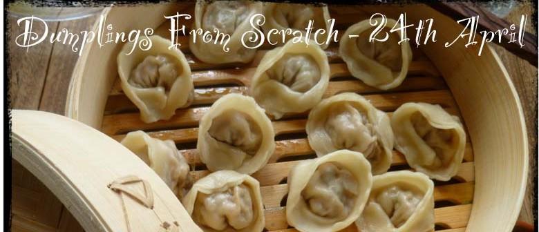 Wellington Foodies Kids - Chinese Dumplings From Scratch