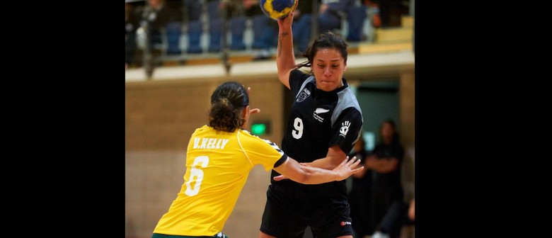 Oceania Woman's Handball World Championship Qualifier