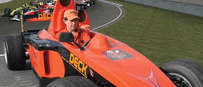 Formula One Simulator Open Day