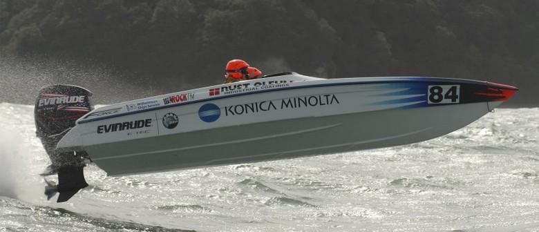 Rayglass NZ Offshore Powerboat Championship: Round 6