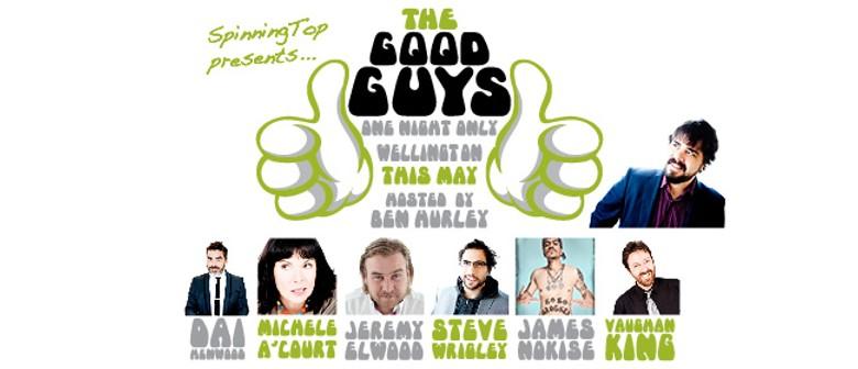 The Good Guys Comedy Show - Wellington