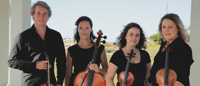 Quadrivium Quartet in Concert