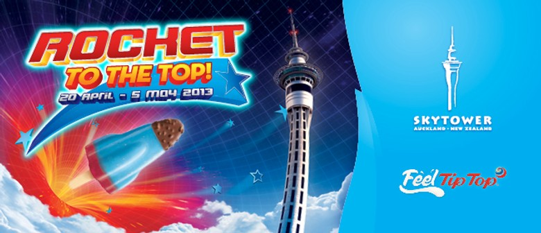 Rocket to The Top These School Holidays