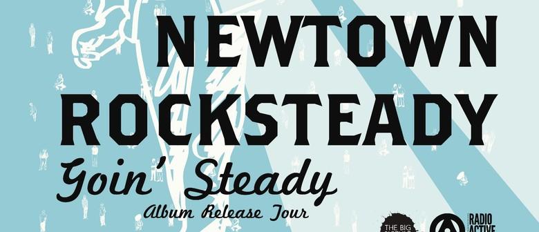 Newtown Rocksteady EP Release Tour