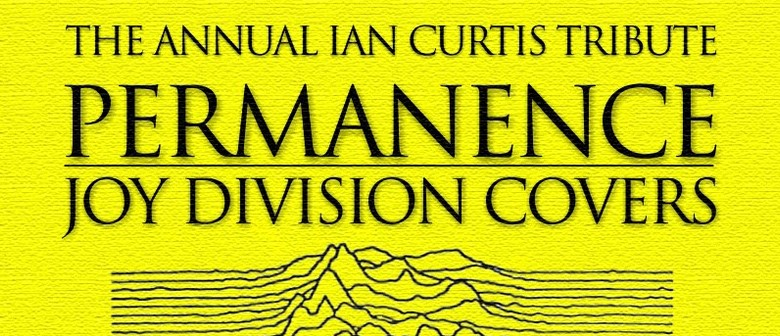 Ian Curtis Tribute (Joy Division) featuring Permanence