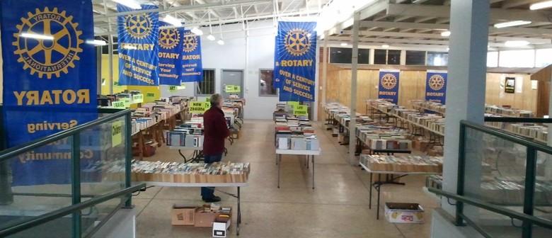 Te Awamutu Rotary Book Fair & Garage Sale