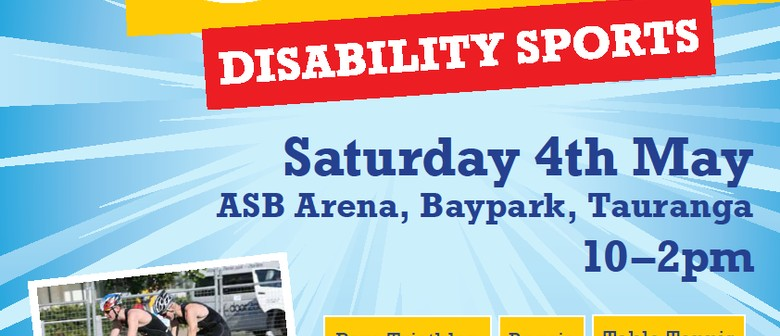Have a Go Disability Sports