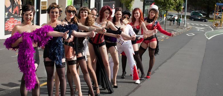 Cabaret Americana - Burlesque & Variety Show