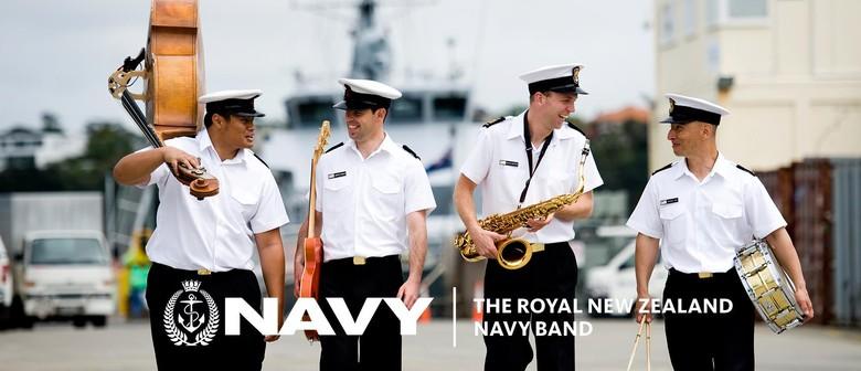 The Navy Band Heartland Tour