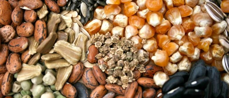 Heritage Seed-Saving Workshop