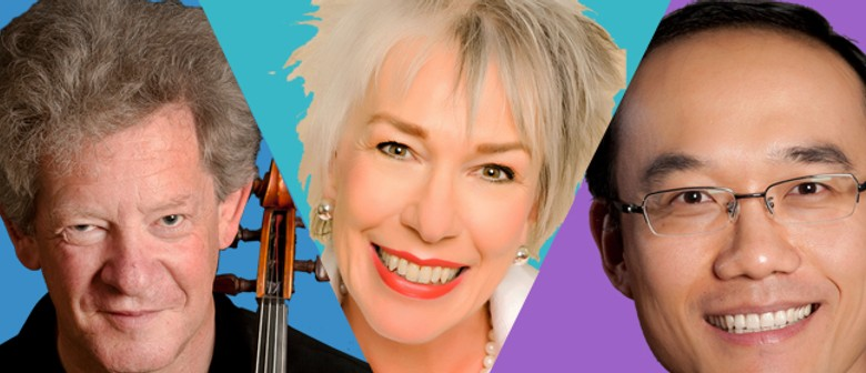 NZSM - Voice, Viola and Piano –  Lunchtime Concert