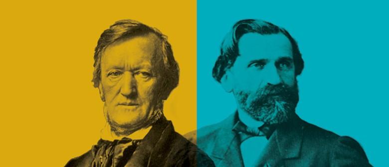 NZSM Orchestra - Verdi–Wagner