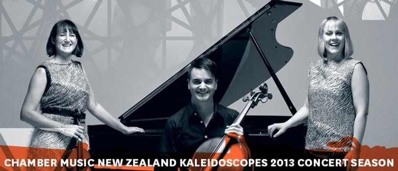 NZTrio Performs Old World: New World