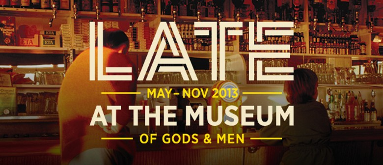 Late - Of Gods & Men featuring Opossom