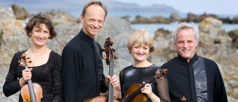 CMHV: New Zealand String Quartet