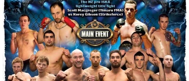 Vengeance Hammerhead Fight Night
