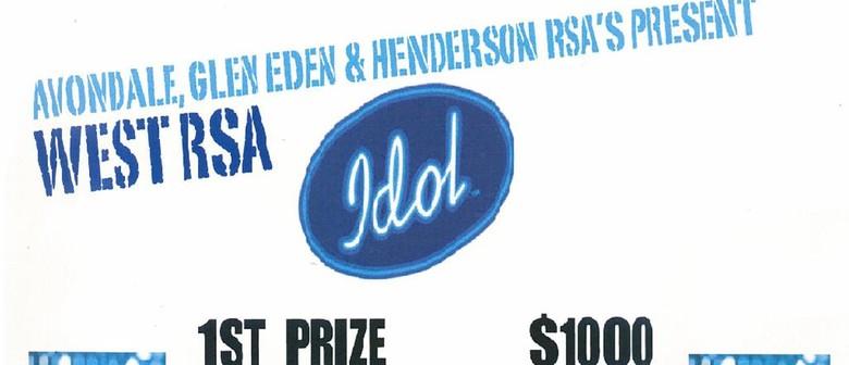 West RSA Idol - Karaoke Competition