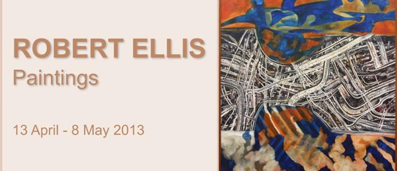 Robert Ellis - Paintings
