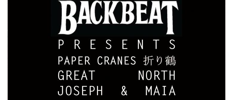 Paper Cranes, Great North, Joseph & Maia