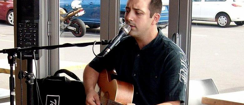 Mothers Day at Rain Bar Papamoa - Waylon McPherson Acoustic