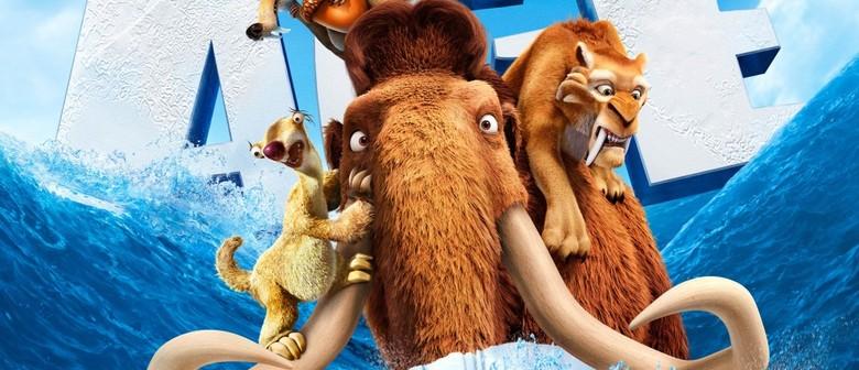 Famously Rotorua's Outdoor Feature Film - Ice Age 4