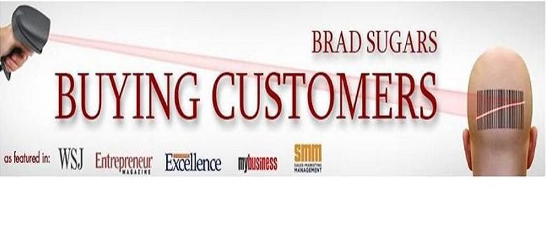 "Brad Sugars ""Buying Customers"" Seminar"