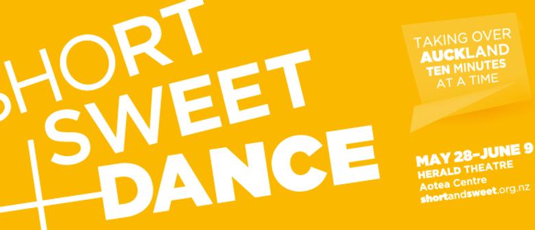 Short+Sweet Dance 2013