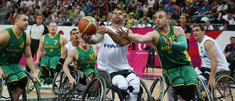 North Harbour Wheelchair Basketball - Have a Go Day