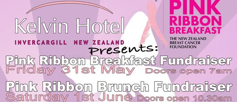 Kelvin Hotel Pink Ribbon Breakfast